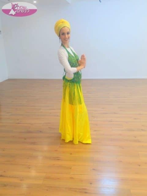 דניאלה דהן רקדנית בטן מקצועית לאירועים שמחים במיוחד